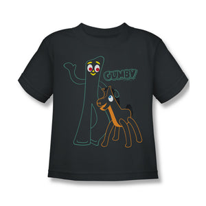 "Gumby T-Shirt: ""Outlines"""