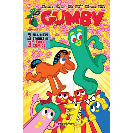 Gumby Comic Book #3