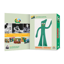 Load image into Gallery viewer, Gumby Show - 1950s Series with Bendable Toy - DVD