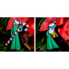 Load image into Gallery viewer, Gumby Pins - Christmas