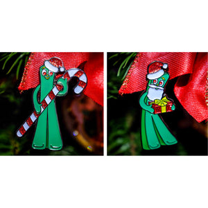 Gumby Pins - Christmas