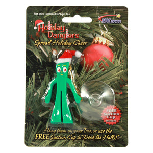 Gumby Bendable Ornament