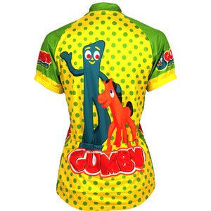 Gumby Cycling Jersey - Women's