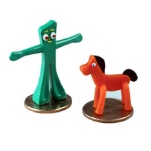 Load image into Gallery viewer, Gumby & Pokey Bendable Toys - The World's Smallest