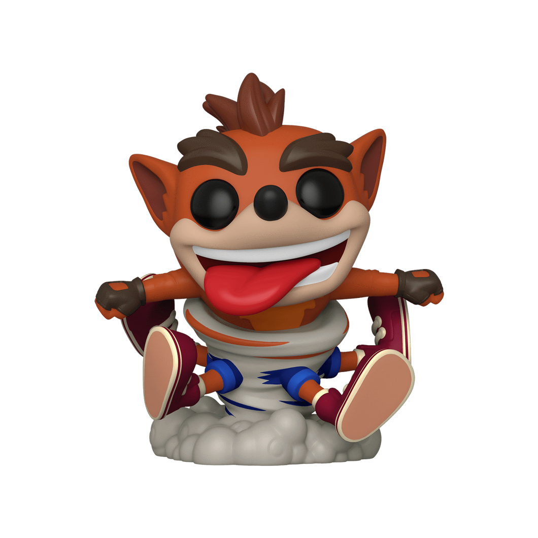 Funko Pop! Games: Crash Bandicoot S3 - Crash