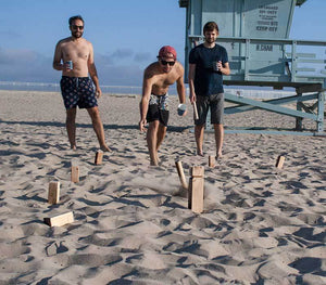Kubb Game Premium Set