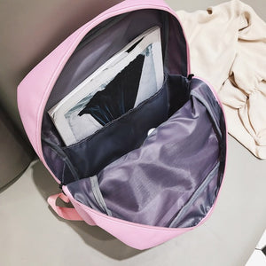 Hot Sale Unisex Travel Bag Student Bag Cat Ear