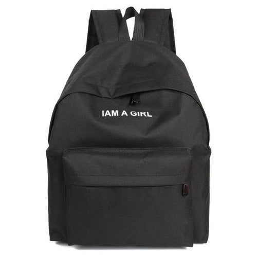 Backpack Women School Bags For Teenagers I