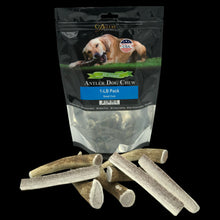 Load image into Gallery viewer, 1-LB Pack Elk Antler Dog Chew - Mixed Small Cuts