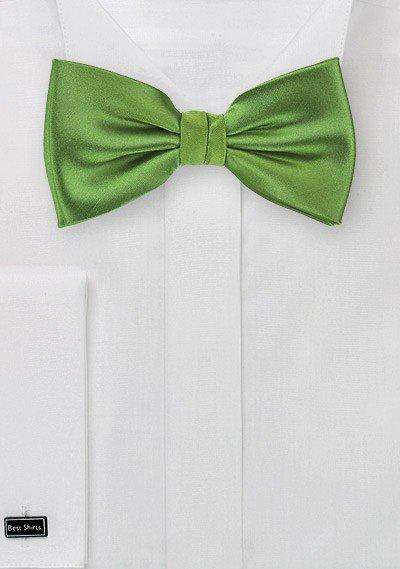 Clover Solid Bowtie