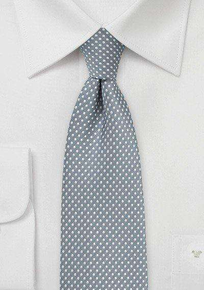 Shadow Pin Dot Necktie - Men Suits