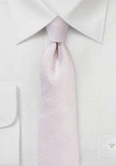 Petal Pin Dot Necktie - Men Suits