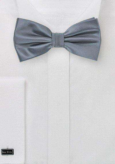 Shadow Solid Bowtie - Men Suits