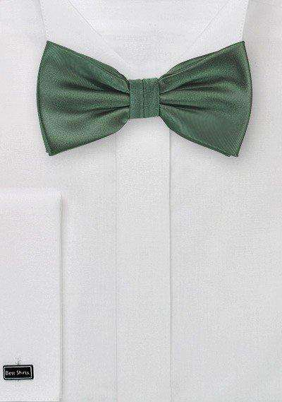 Pine Solid Bowtie - Men Suits