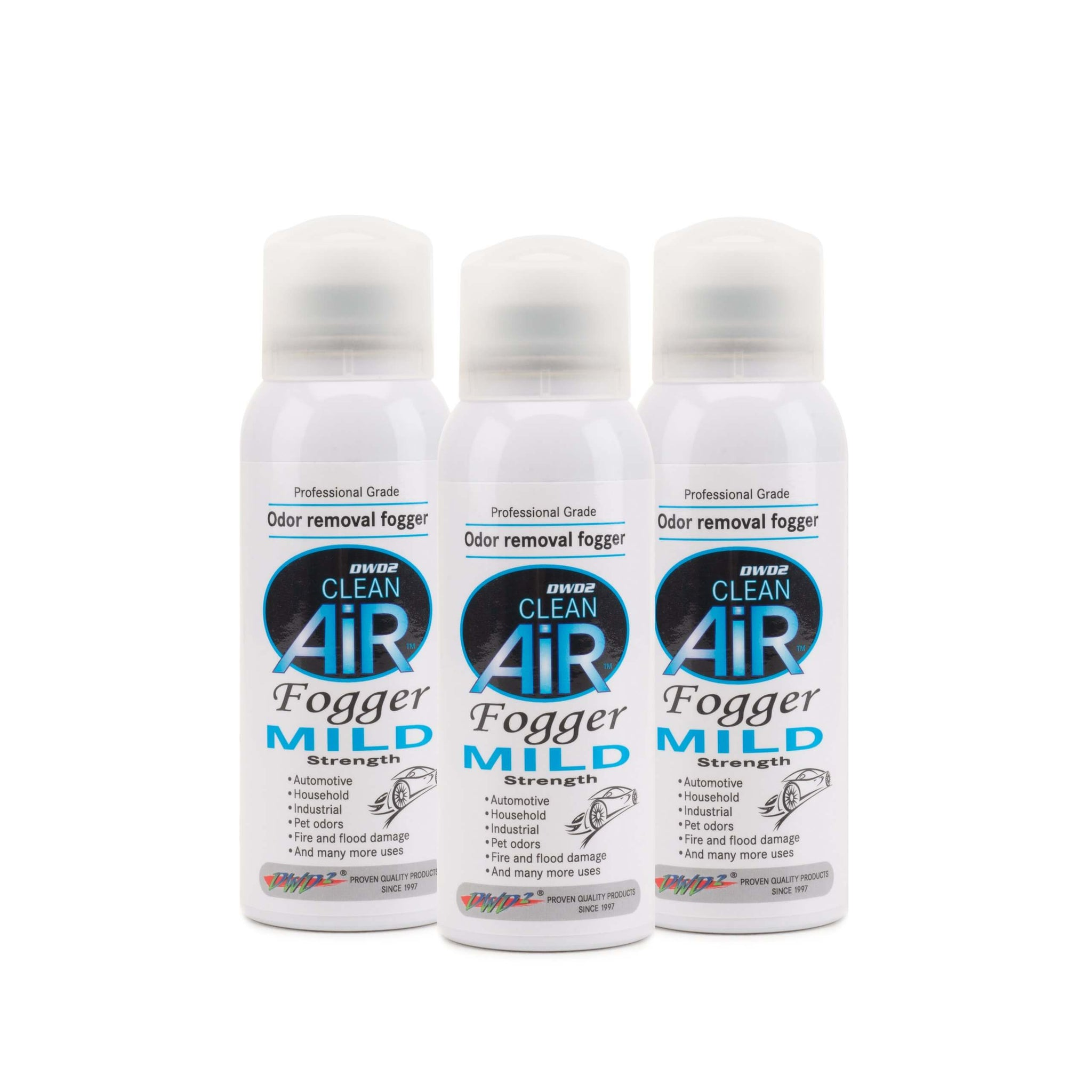 Clean Air Odor Removal Fogger Mild Strength 3 oz.
