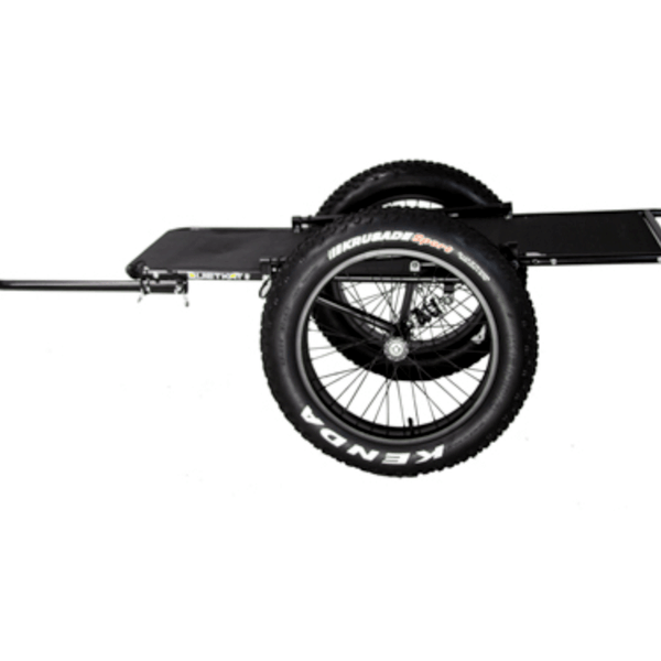 QuietKat 2-Wheel Cargo Trailer