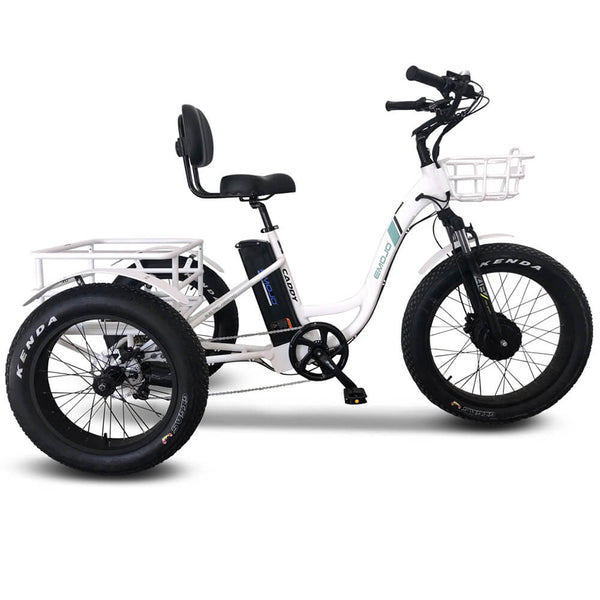 EMOJO - Caddy PRO Three-Wheeler (Trike)