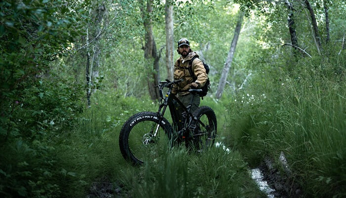 Hunting eBike Page