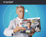 Engadget Interview: Bill Nye is pissed!