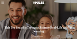 YPulse: Balancing Real-Life and VR