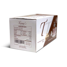 Load image into Gallery viewer, Teona's White Sugar, Individually Wrapped White Sugar Cubes, (152 Cubes) Perfect Sized Sugar Cubes For Tea And Coffee, 1 Pound Box Raw Sugar Cube, Perfect For Entertaining Guest. 100% Beet Root