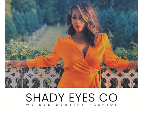 Timery La'Chelle, the owner and Creative Director of Shady Eyes Co