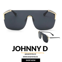 Load image into Gallery viewer, Bold Retro Square Oversized Sunglasses