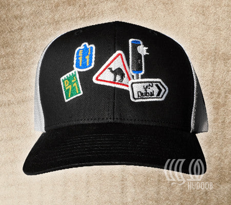 Dubai Road Signs Cap