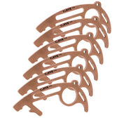 USA Made 100% Copper No Touch Tool CuRVE® Shield 6 Pack Tool Micro Mini Metal