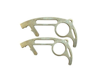 USA Made EPA Reg. Antimicrobial No Touch Tool CuRVE® Striker 2 Pack Tool Micro Mini Metal