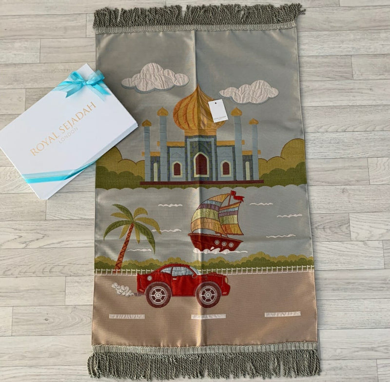 Kids Luxury Prayer Mat