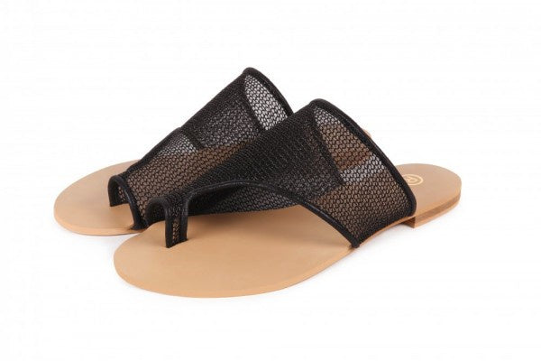 Finger Mesh Black