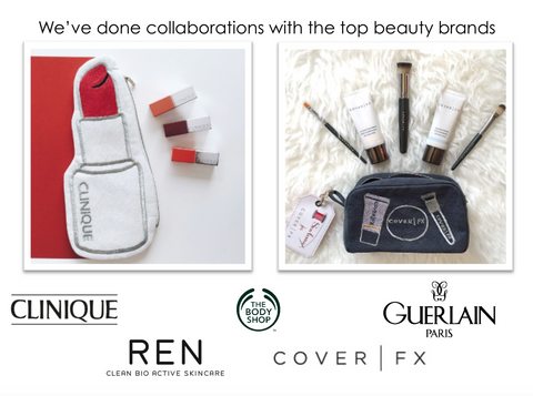 Beauty Collaborations
