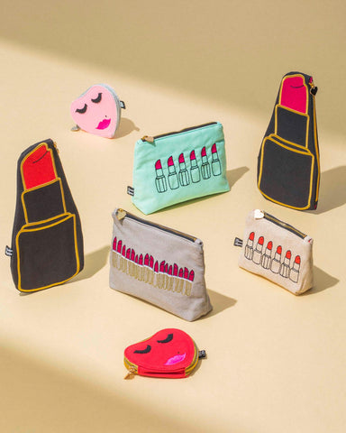 range of beauty bags, Emma Lomax