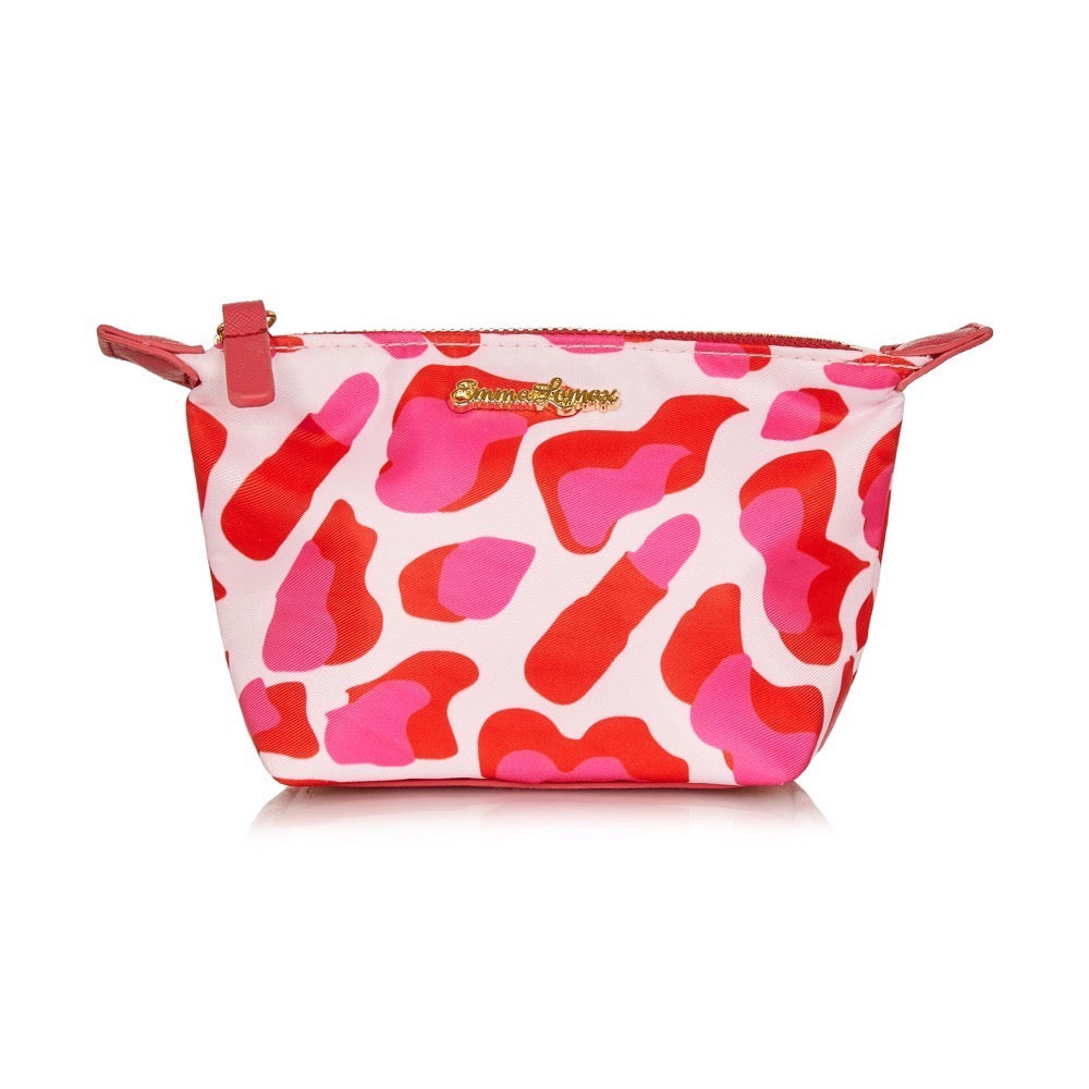 Small Punchy Pouch Travel Wash Bag