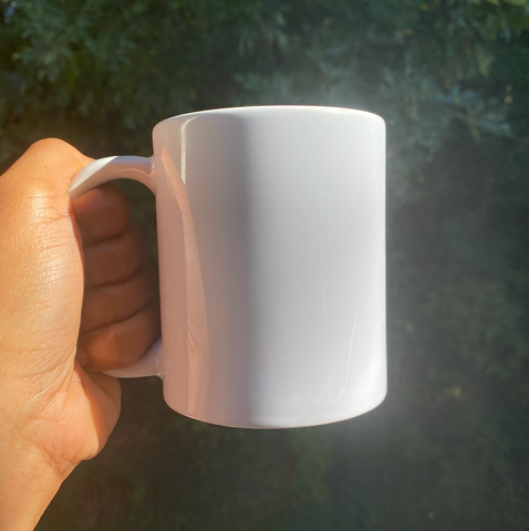 Custom Mug - Single Color Design