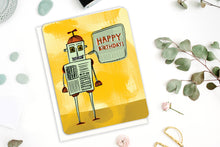 Load image into Gallery viewer, Robot Birthday