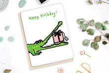 Load image into Gallery viewer, Alligator Birthday