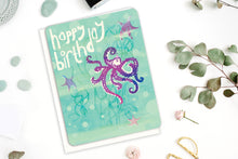 Load image into Gallery viewer, Octopus Birthday
