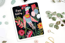Load image into Gallery viewer, Tropical Birthday