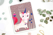 Load image into Gallery viewer, Magical Unicorn Birthday