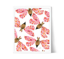 Load image into Gallery viewer, Boho Bees by Sara Franklin