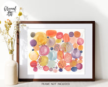 Load image into Gallery viewer, Dream Dust Original Watercolor Painting by Sara Franklin