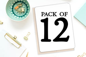 A Year Of Cards Variety Pack (Super Value)
