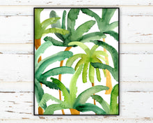 Load image into Gallery viewer, Palm Trees by Sara Franklin