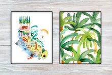 Load image into Gallery viewer, California Coastal Set of 2 Prints by Sara Franklin