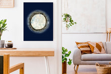 Load image into Gallery viewer, Moon by Sara Franklin