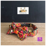 liberty london manuela tana lawn fabric collar and bowtie