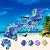 Beach Towel Chair Cover