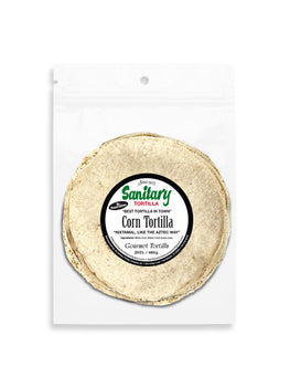 White Corn Tortillas - 6 Packages